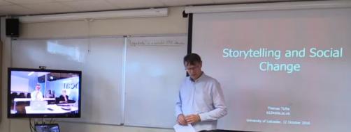 Thomas Tufte Storytelling