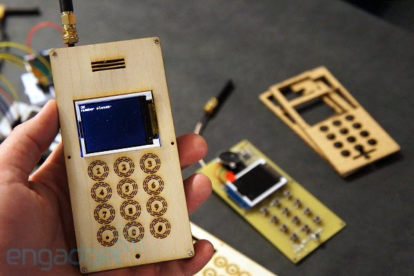 DIY cell phone workshop - Cell phone interactionsCell ...