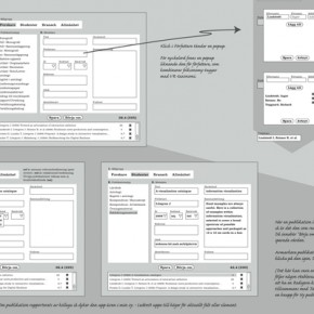 Interface to encourage self-reporting
