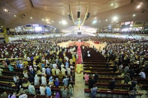 Inside the 'Charismatic' megachurches of Africa