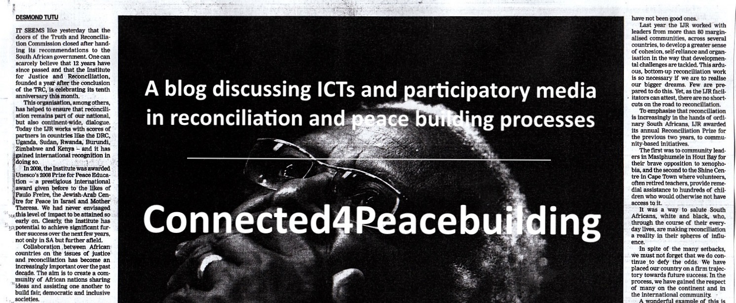 Connected4Peacebuilding