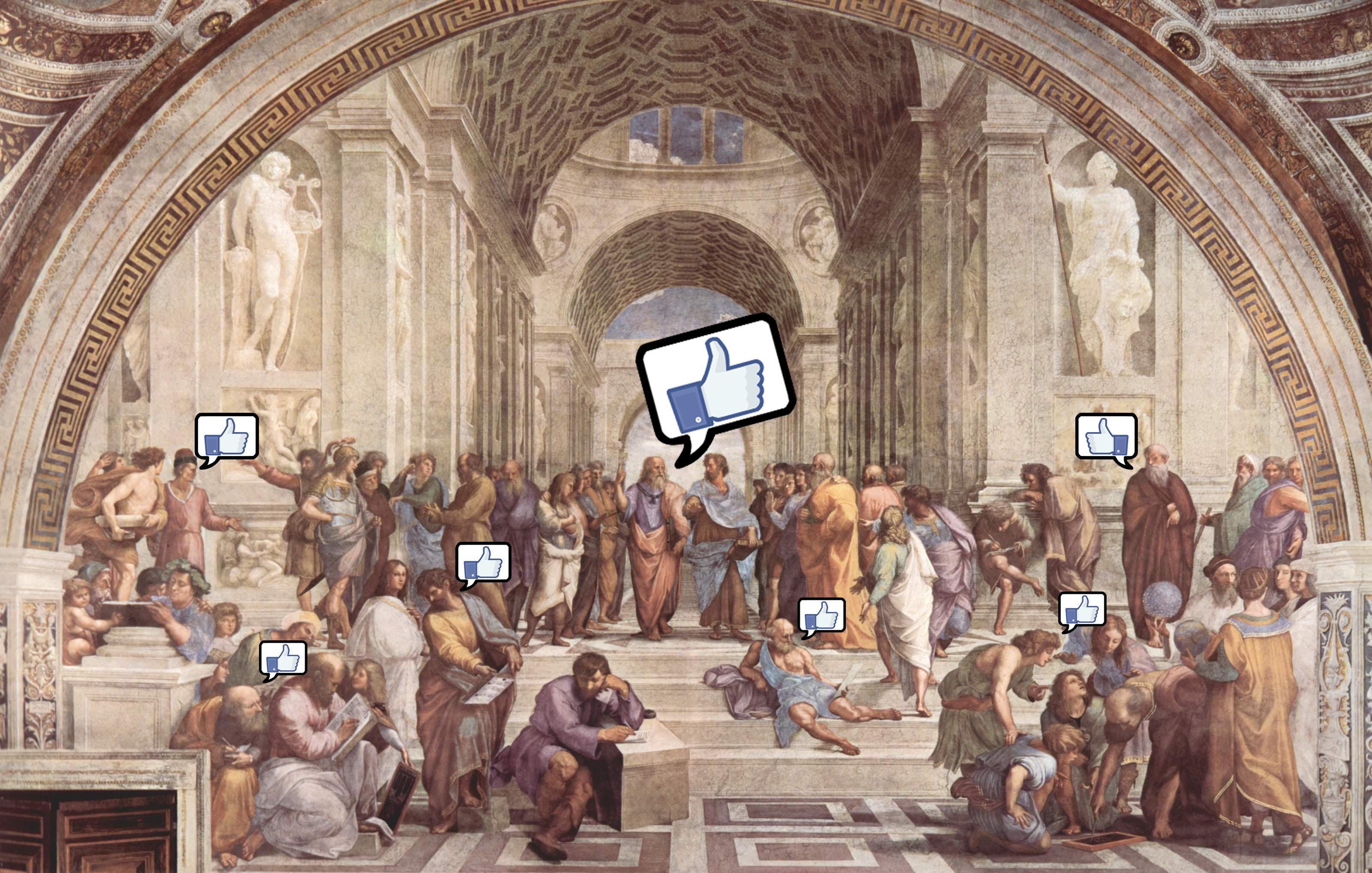 facebook agora