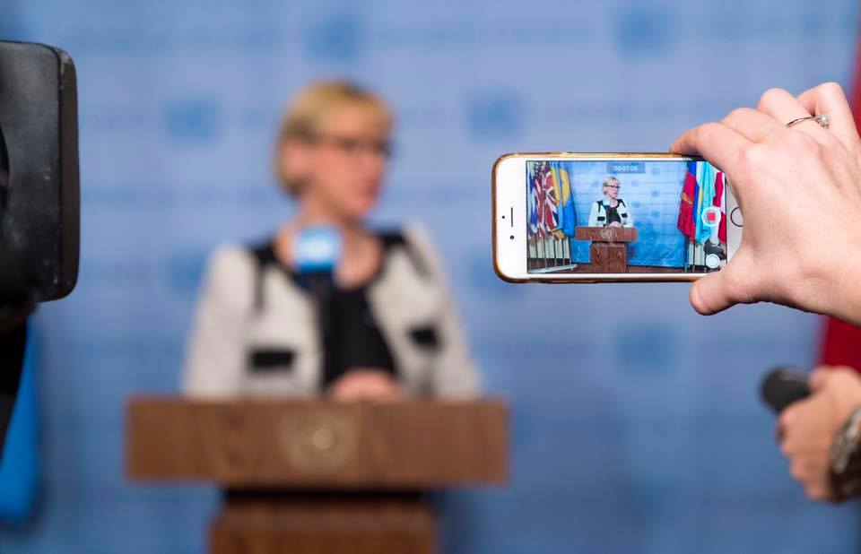 A few lessons from Swedish Digital Diplomacy