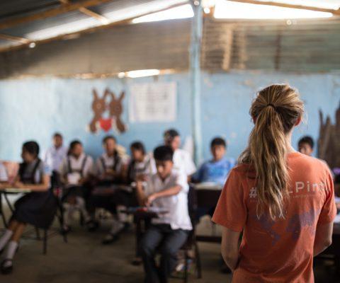Reframing the volunteer experience
