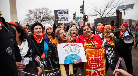 Is the idea of a new transnational feminist movement falling apart?
