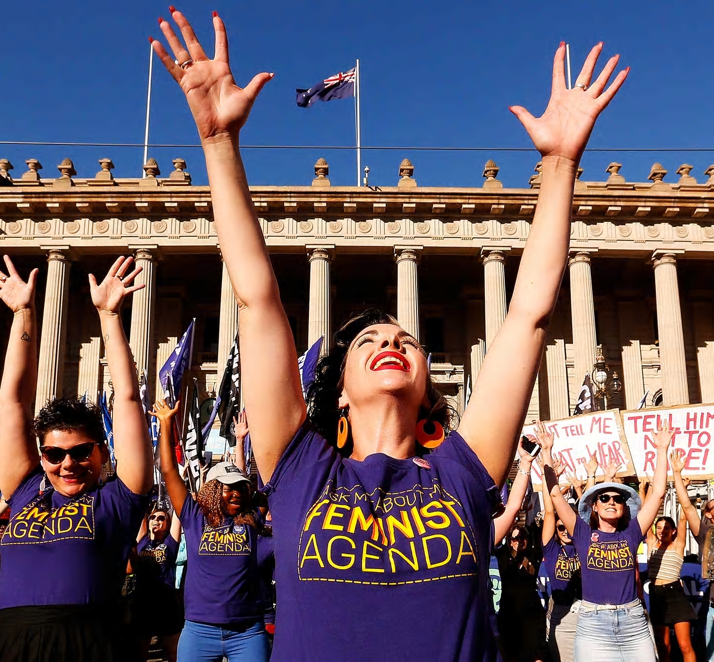 The International Women's day 2017: a global day of resistance in many ways