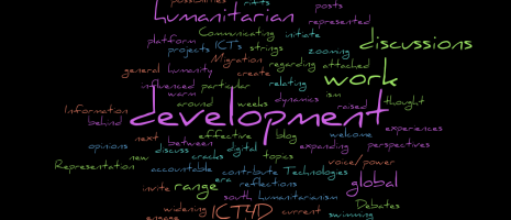 #ComDev 2.0 – Topics on the menu