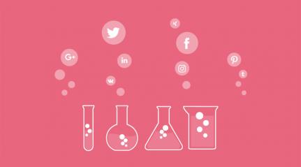 Social Experiments on Social media : A tool for social change?