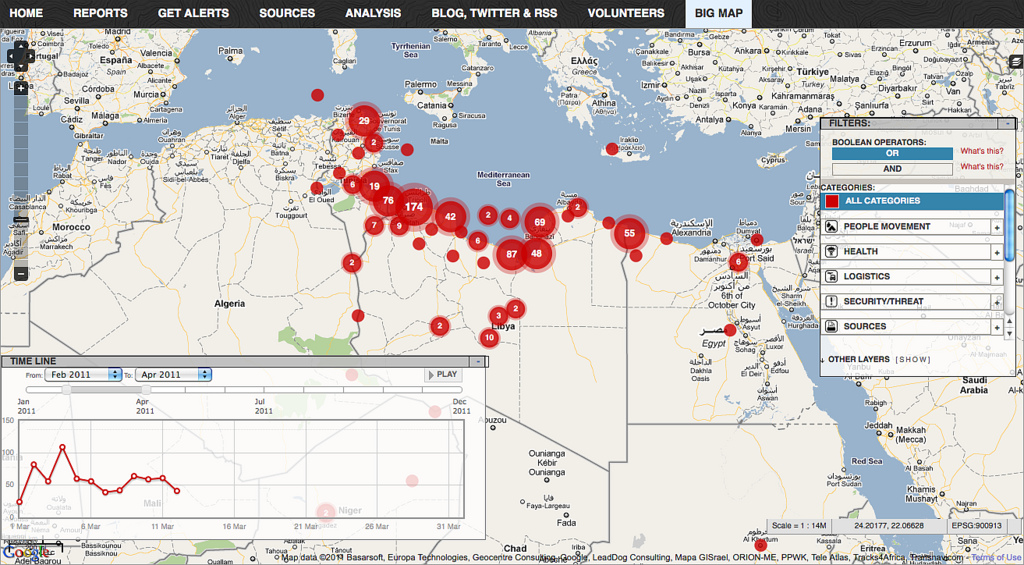 ICT for humanitarian response: 6 things to know about crisis mapping