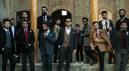 Rebranding Iraq: How are a group of dandies challenging perceptions of Iraqi Kurdistan?