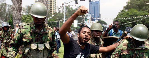 Online activism in Kenya