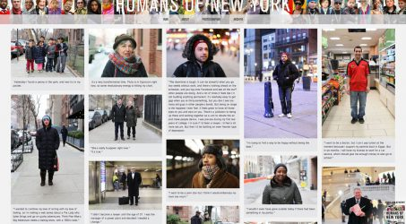 Humans of New York: Platform for social change or sentimental storytelling?