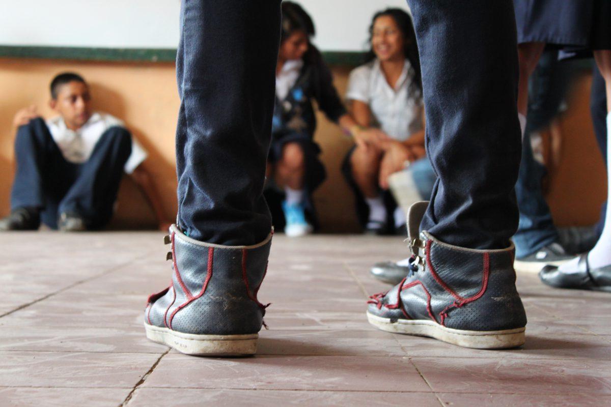 Technological development from its' darkest side – online child abuse