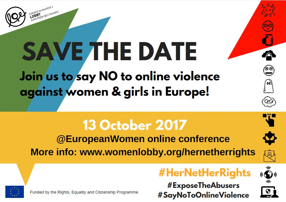 Online battle against online violence against women and girls