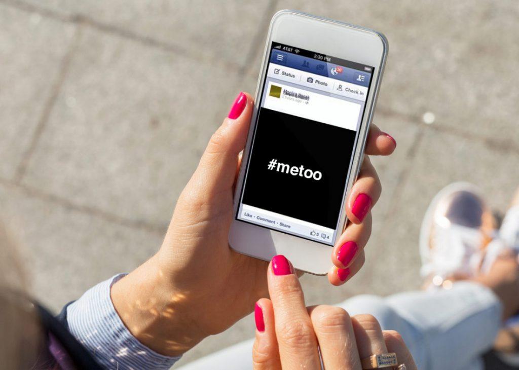 #MeToo phone
