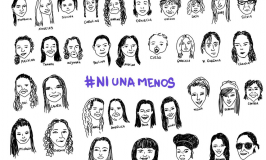 #niunamenos: a combination of offline and online feminist activism