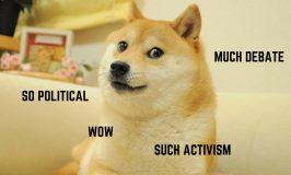 What do you meme? Internet memes as political participation