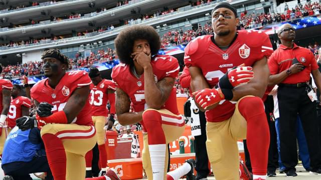NFL-TRUMP FEUD ON ANTHEM, DIGITAL MEDIA, AND A LEVEL PLAYING FIELD