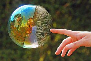 Burst the bubbles