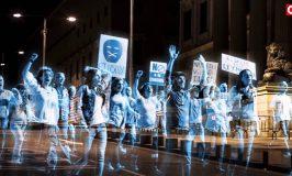 No Somos Delitos & the world's first virtual protest