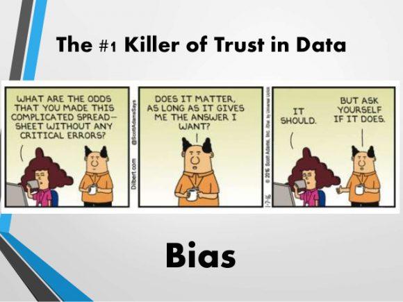 bias data