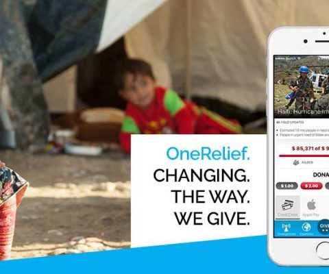 Interview: OneRelief, mobile technology for humanitarian aid