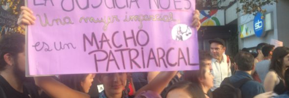 #IWD2018 (3/5): When #MeToo arrived, #NiUnaMenos was already there