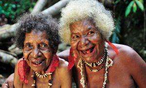 Papuan women