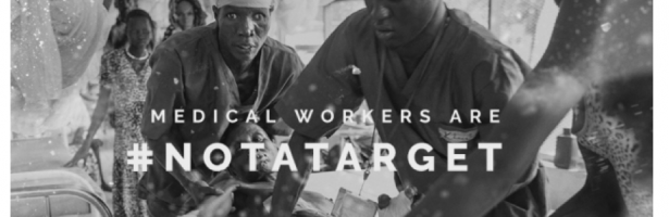 Is the image of aid workers changing?