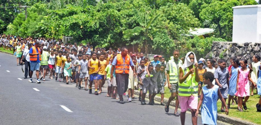 Use of ICTs for disaster response in Fiji