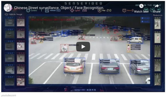 Security surveillance in China