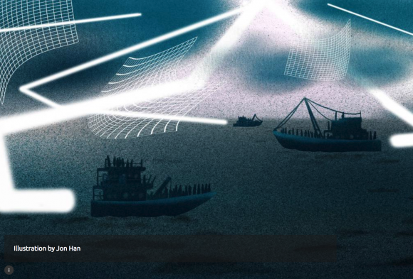 Thailand protecting workers at sea ICT