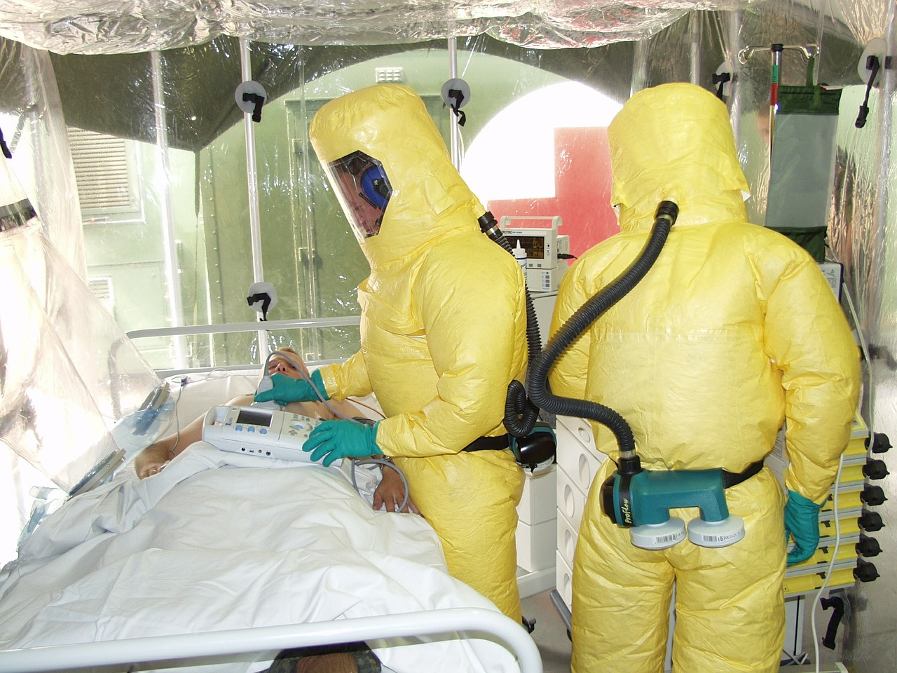 How to prevent Ebola in the DRC?