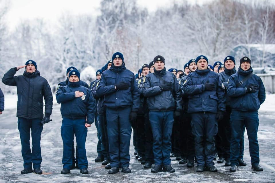 #IamBanderite: How Ukrainian Police Officers took to social media after a far-right protest
