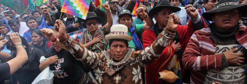 Civil Rights & the Fire Crisis, Bolivia