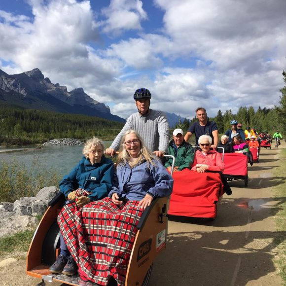 CWA members in Rocky Mountains