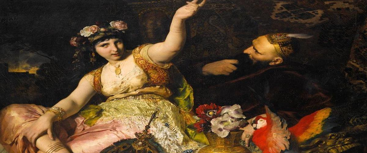 The Sultan's harem in the technological era