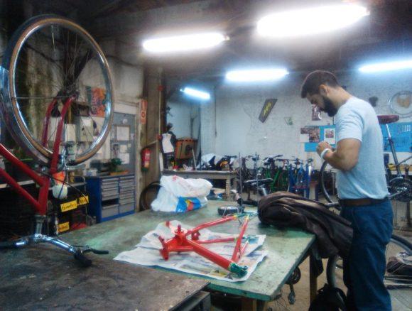 Recicletos workshop
