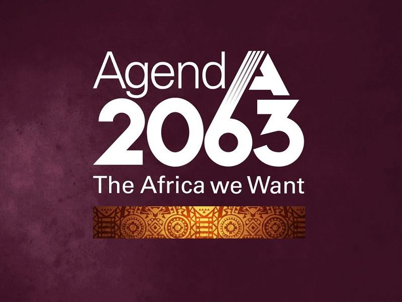 African Union agenda 2063 poster