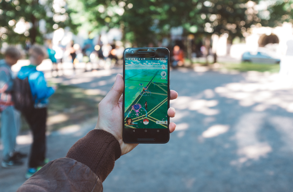 Are you Nudged?! How Pokemon Go is actually playing us